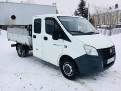 ГАЗ ГАЗель Next. Газель Некст, 2 700 куб. см., 1 500 кг.