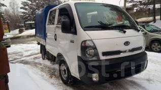 Kia Bongo III. Продается грузовик KIA Bongoiii, 2 700 куб. см., 1 000 кг.