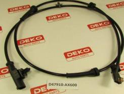 Датчик АБС передний Nissan Deko D47910-AX600 47910AX000,47910AX001,47910AX600