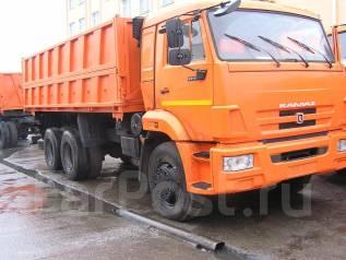 КамАЗ 65115. Самосвал Камаз 552900 2-х сторонний 6 м на шасси камаз 65115, 7 500 куб. см., 15 000 кг.