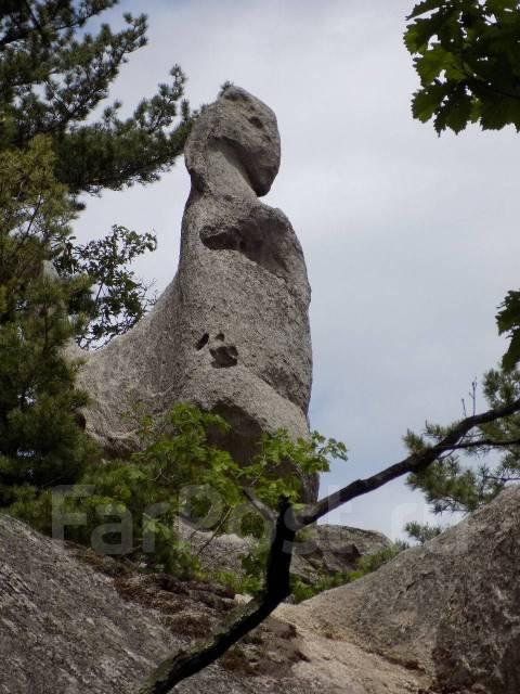 Парк Драконов, бухта Петрова, бухта Орлиные скалы