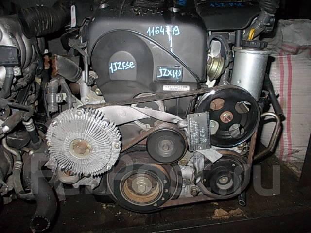 Двигатель в сборе. Toyota: Mark II Wagon Blit, Crown, Verossa, Mark II, Progres, Brevis Двигатель 1JZFSE