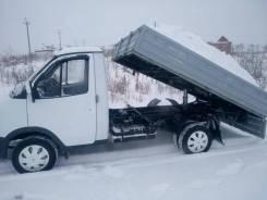 ГАЗ ГАЗель. Газель самосвал, 2 500куб. см., 1 500кг., 4x2