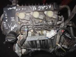 Двигатель (ДВС) 1.1i 12v 75лс 3A91 Mitsubishi Colt 6