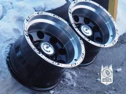Mickey Thompson. 10.0x15, 6x139.70, ET-44, ЦО 73,1 мм.