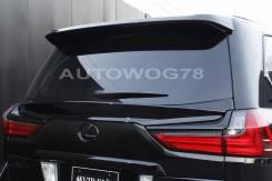 Спойлер на заднее стекло. Lexus LX450d, URJ200 Lexus LX570, URJ201, URJ201W Двигатели: 1VDFTV, 3URFE. Под заказ