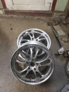 2Crave Wheels. 9.5x18, 5x114.30