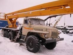 Урал ВС-22-03, 2010. Продам вышку ВС-22-03, 11 800 куб. см., 22 м.