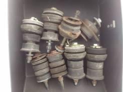 Подушка кузова. Toyota Land Cruiser Prado, KDJ90, KDJ90W, RZJ90, RZJ90W, VZJ90, VZJ90W, КZJ90 Двигатели: 1KDFTV, 1KZTE, 3RZFE