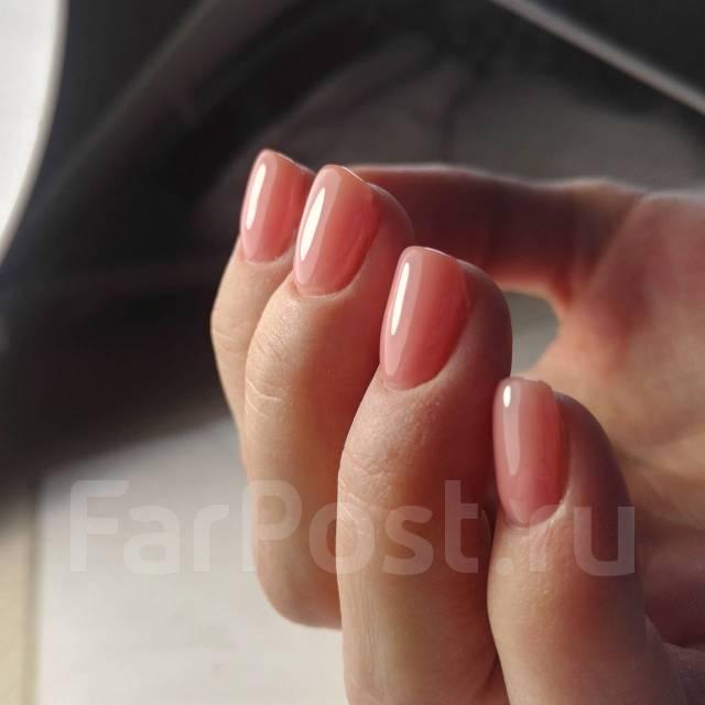 Маникюр гель-лак 500р и педикюр гель-лак 1500р Столетие