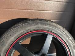 Bridgestone Potenza RE003 Adrenalin. Летние, износ: 5%, 4 шт