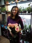 Продавец-флорист. Среднее образование, опыт работы 1 год