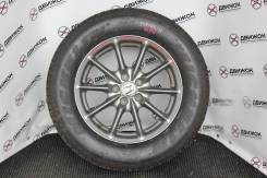 Michelin Cross Terrain SUV. Летние, 2001 год, износ: 5%, 4 шт