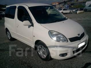 Toyota Funcargo. Без водителя