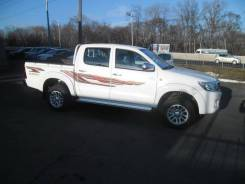 Toyota Hilux Pick Up. AN10 AN20, 2TRFE