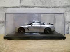 Модели автомобилей. Nissan GT-R, R35