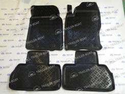 Коврики. SsangYong Actyon Sports, QJ Двигатели: D20DTR, G23D