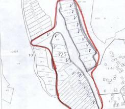 Сдам в аренду земельный участок в Кипарисова 2. Схема участка
