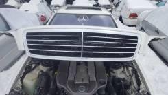 Решетка радиатора. Mercedes-Benz S-Class, V220, W220 Mercedes-Benz A-Class Двигатели: M112E28, M112E32, M112E37, M113E43, M113E50, M113E55, M137E58, M...