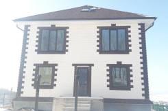 Дом из Теплоблока в Большом Камне, реализация 2017 года. Тип объекта дом, коттедж, срок выполнения 3 месяца