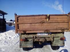 ГАЗ 66. Газ 66 самосвал, 2 000 куб. см., 5 000 кг.