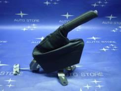 Ручка ручника. Subaru Forester, SH, SH5, SH9, SHJ, SHM Двигатели: EJ20, EJ204, EJ205, EJ20A, EJ25, EJ253, EJ255, FB20, FB204, FB20B, FB25, FB25B