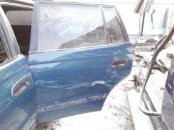 Дверь задняя левая Toyota Carina E, 1992-1998