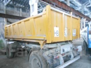 МАЗ. Прицеп самосвальный -856100-024, 16 000 кг.