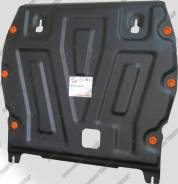 Защита двигателя. Nissan Juke, YF15