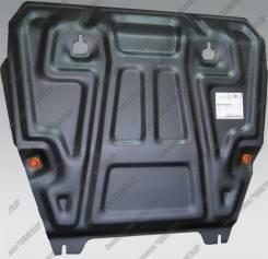 Защита двигателя. Renault Koleos Nissan X-Trail, T31, T31R, DNT31, TNT31, NT31 Двигатели: M9R, MR20DE, QR25DE