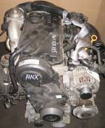 Двигатель в сборе. Volkswagen Passat Skoda Superb Audi A4 Audi A6 Двигатели: AVF, AWX