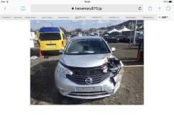Nissan Note. E12, HR12