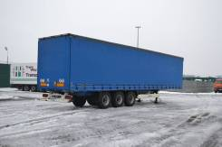 Krone. Продается полуприцеп шторный 2010 года из Германии, 30 000 кг.
