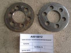 Шайба маховика T. 4A,7A-FE 32116-12010 (б/у) Внутреняя А0016812