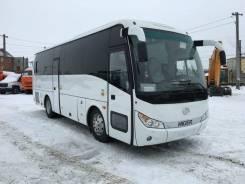 Higer KLQ6928Q. Автобус среднего класса Higer KLQ 6928 Q (35+1+1 мест), 6 700 куб. см., 35 мест