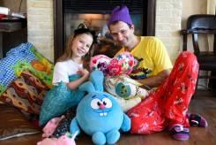 Pajama Party - пижамная вечеринка для детей и подростков
