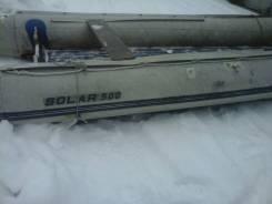 Solar 500. длина 5,00м., двигатель без двигателя
