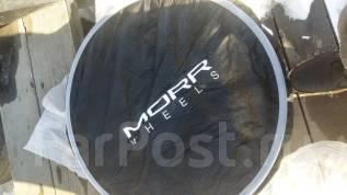 Новые диски MORR. 8.0x18, 5x114.30, ET35, ЦО 73,1мм.