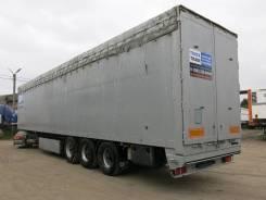 Reisch. Полуприцеп щеповоз, 2006, 26 100 кг.