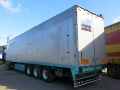 Reisch. Полуприцеп щеповоз, 2007, 26 620 кг.