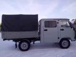 УАЗ 390945. Продаётся УАЗ фермер, 2 700куб. см., 1 000кг., 4x4