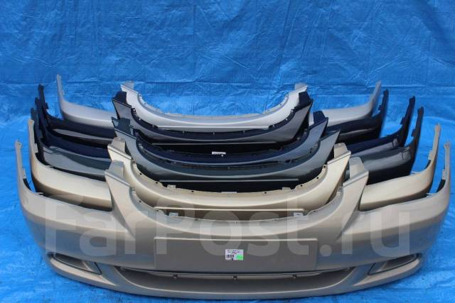 Бампер. Hyundai Accent, LC, MC Двигатели: D3EA, D4FA, G4EA, G4ED, G4EDG, G4EE