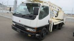 Mitsubishi Canter. Продам отличную автовышку, 4 600 куб. см., 22 м.