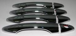 Накладки на ручки дверей Hyundai ix35 (10-15) Pgs HC-006