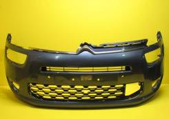 Бампер. Citroen C4 Picasso, 3D Двигатели: DV6C, EP6C, EP6CDT