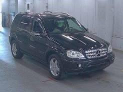 Выхлопная система. Mercedes-Benz M-Class, W163 Двигатели: M113E32, M113E43, M113E50, M113E55