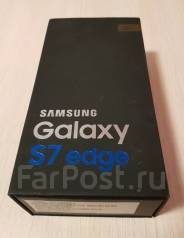Samsung Galaxy S7 Edge. Б/у