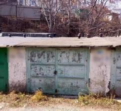 Гаражи капитальные. улица Гагарина 4а, р-н Рыбный Порт, 24кв.м., электричество, подвал.