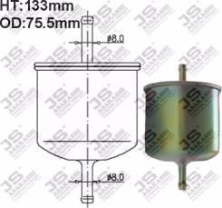 Фильтр топливный FS304M [ящик 50 шт] FS304M JS Asakashi FS304M