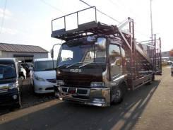 Isuzu Forward. Автовоз , 7 200 куб. см., 5 000 кг. Под заказ